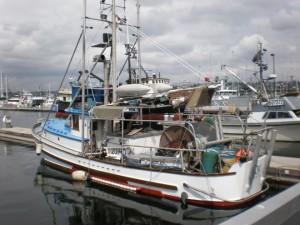 Fishing Vessel Loki, Seattle WA