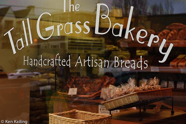 Tall Grass Bakery, Seattle WA