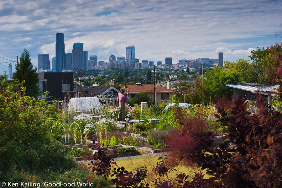 Bradner Gardens Park and Community Garden