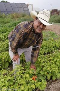 Hilario Alvarez, Alvarez Organic Farm