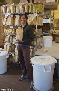 Brooke Lucy, Bluebird Grain Farm