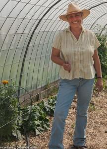 Melissa Lines, Skylines Farm