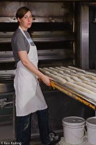 Amanda Irving, Tall Grass Bakery