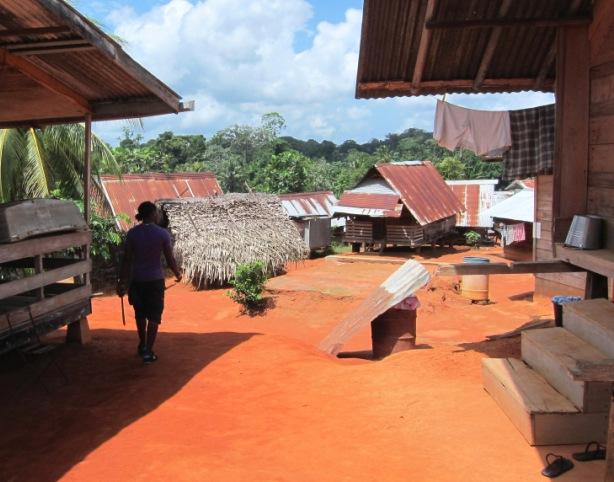 Penpe Village - Amazon Jungle, Suriname