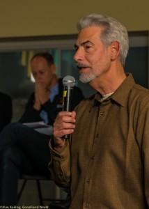 Joe Rogoff, Regional President, Pacific Northwest Region, Whole Foods Markets.