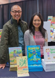 Philip and June Jo Lee, Readers to Eaters