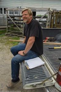 Erick Haakenson, Jubilee Biodynamic Farm, Carnation WA
