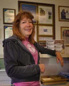 Sue Brown, Amaltheia Dairy