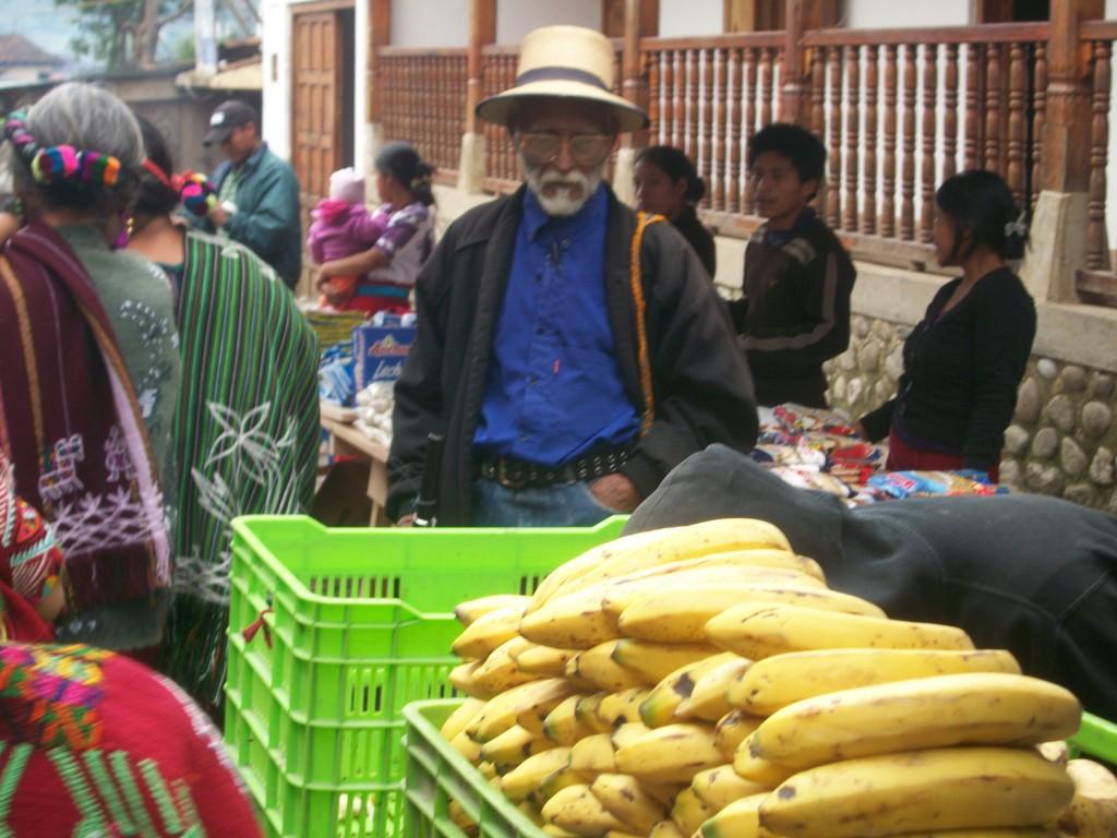 Local market, Chajul